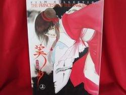 Vampire Princess Miyu film collection #1 art book