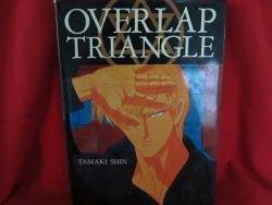 OVERLAP TRIANGLE illustration art book / SHIN TAMAKI *