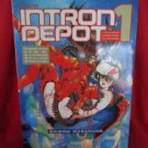 "Shirow Masamune ""INTRON DEPOT 1"" illustration art book *"