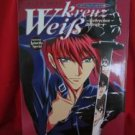 """Weiss WeiB Kreuz """"Verbrechen & Strafe"""" illustration art book *"""