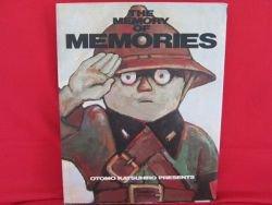Katsuhiro Otomo 'The memory of memories' illustration art book /AKIRA, Steamboy