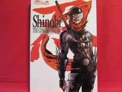 Shinobi complete strategy guide book / Playstation 2, PS2