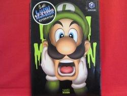 Luigi's Mansion perfect guide book / Nintendo Game Cube, GC
