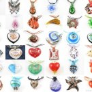 WHOLESALE LOT 20 PCS LAMPWORK GLASS PENDANT