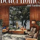Better Homes and Gardens April 1954