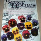 Better Homes and Gardens April 1966
