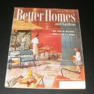 Better Homes and Gardens August 1955