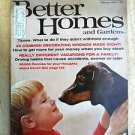 Better Homes and Gardens February 1966
