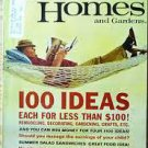 Better Homes and Gardens July 1966