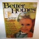 Better Homes and Gardens November 1965