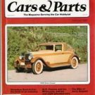 Cars and Parts February 1980