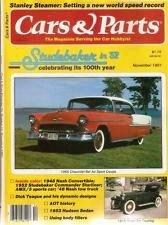 Cars and Parts November 1981