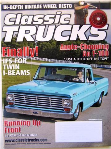 Classic Trucks March 2007