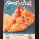 Family Circle January 1954
