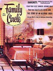 Family Circle October 1963