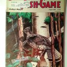 Fur Fish Game Magazine, August 1989