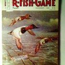 Fur Fish Game Magazine, December 1984