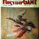 Fur Fish Game Magazine, February 1988