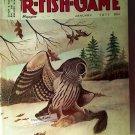 Fur Fish Game Magazine, January 1977