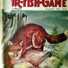 Fur Fish Game Magazine, January 1981