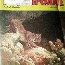 Fur Fish Game Magazine, March 1989