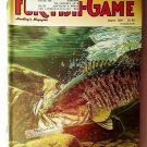 Fur Fish Game Magazine, March 1991