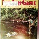Fur Fish Game Magazine, May 1991
