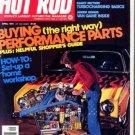 Hot Rod Magazine April 1976