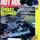 Hot Rod Magazine April 1984