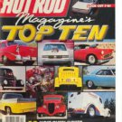 Hot Rod Magazine December 1985