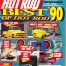 Hot Rod Magazine December 1990