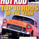 Hot Rod Magazine December 2002