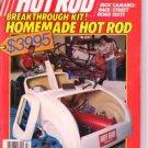 Hot Rod Magazine February 1985