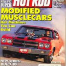Hot Rod Magazine February 1992