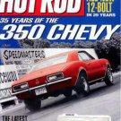 Hot Rod Magazine February 2002