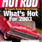 Hot Rod Magazine February 2003