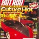 Hot Rod Magazine January 1989