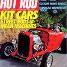 Hot Rod Magazine July 1978