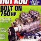 Hot Rod Magazine July 2002