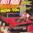 Hot Rod Magazine June 1990