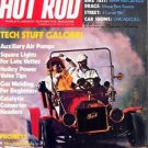 Hot Rod Magazine March 1975