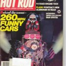 Hot Rod Magazine March 1984