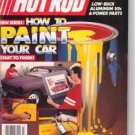 Hot Rod Magazine March 1985