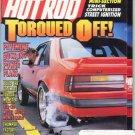 Hot Rod Magazine March 1990