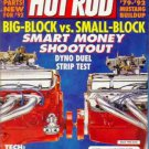 Hot Rod Magazine March 1992