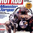 Hot Rod Magazine March 2002