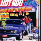 Hot Rod Magazine May 1989