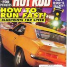 Hot Rod Magazine May 1992