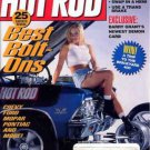 Hot Rod Magazine May 2002