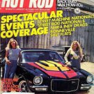 Hot Rod Magazine November 1976